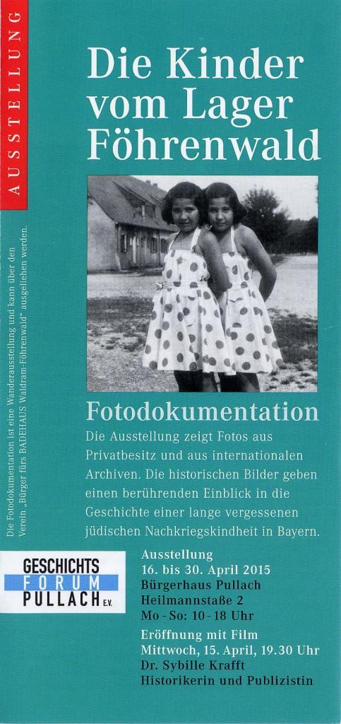 Lager Föhrenwald_Titel
